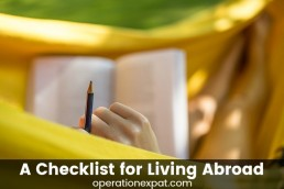 #OPERATIONEXPAT: A Checklist for Living Abroad | PanamaExpatInfo.com
