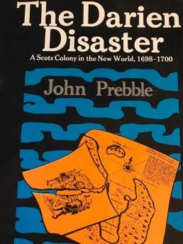 BOOKS ABOUT PANAMA: The Darien Disaster by John Prebble | PANAMAEXPATINFO.COM