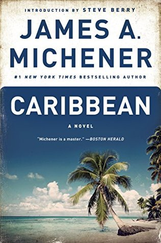 BOOKS ABOUT PANAMA: Caribbean: A Novel by James Michener | PANAMAEXPATINFO.COM