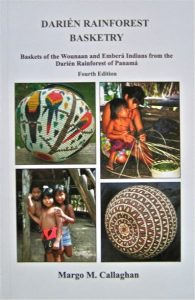 BOOKS ABOUT PANAMA: Darien Rainforest Basketry by Margo Callaghan | OPERATIONEXPAT.COM