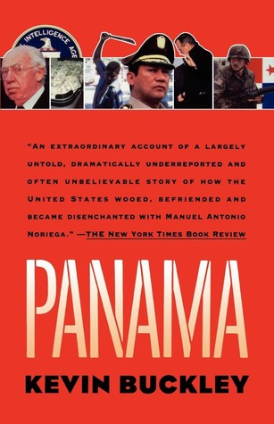 BOOKS ABOUT PANAMA: Panama by Kevin Buckley | PANAMAEXPATINFO.COM
